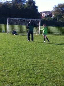 Clover Hill Football Team 2013