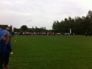 Gateshead Schools Cross Country Event