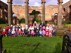 Year 1 at Gibside – October 2013