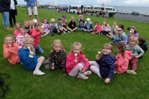 Year One visits St. Mary's Lighthouse
