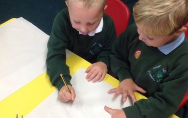 Year 1 Measuring Mathematicians!