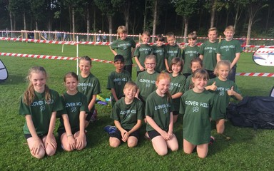 Cross Country Champions!