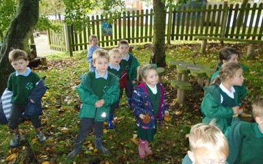 Reception Explorers!