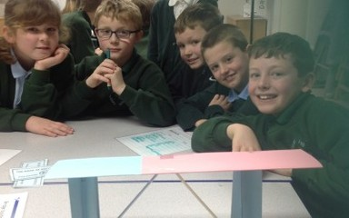Year 4 Visit the Discovery Museum