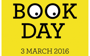 World Book Day in Y6