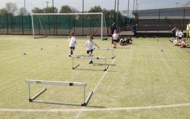 Year 1 Athletics festival – Whickham School
