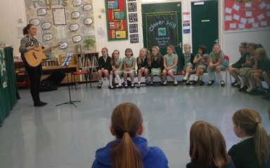 Big Singers' Workshop Treat