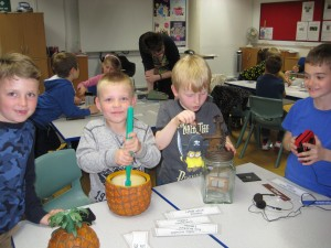 Artists and historians in Year 2