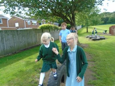 Reception – Mrs Gamble/Mrs Farnaby