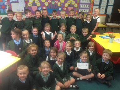 Year 1 – Miss Temperley