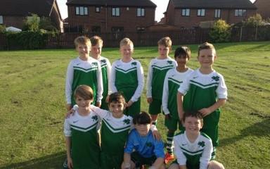 Blaydon District Cup WINNERS!