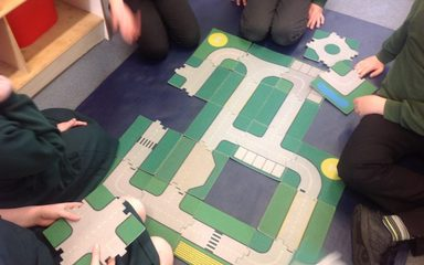 A Puzzling Day at Clover Hill