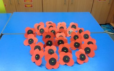 Year 5's World War II Day