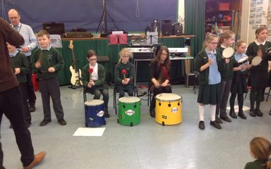 Samba at Clover Hill