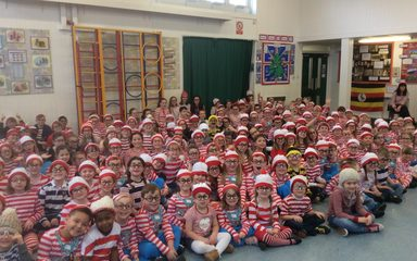 Where's Wally??????