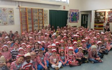 Where's Wally??????