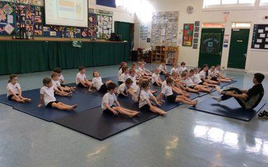 Year 1 Gymnasts