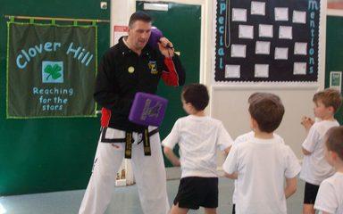 Taekwondo fun
