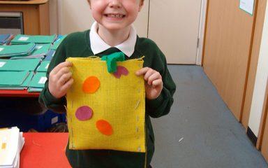 Fantastic Easter bag designs