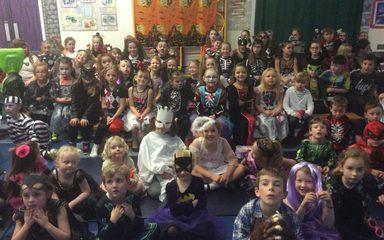 Spooktacular Halloween Cinema Club
