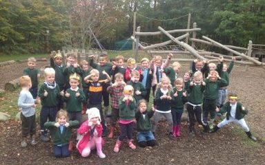 Year 1 Trip to Gibside