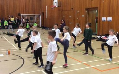 Year 3 Fun Fitness Festival