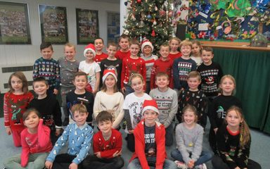 Christmas Fun in Year 3!