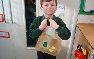Super sewing in Year 2!