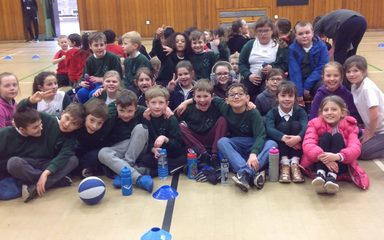 Year 4 Basketball Festival