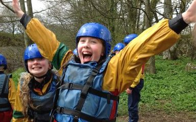 Raft Building Group 1
