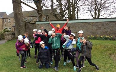 High Ropes Group 2