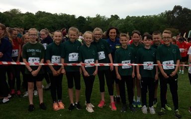 Saltwell Park Fun Run – Y6
