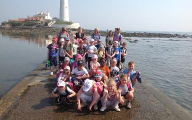 St Mary's Lighthouse visit – Year 1
