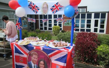 A Royal Picnic!