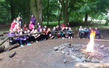 WMH – #5 -Y6 – Campfire