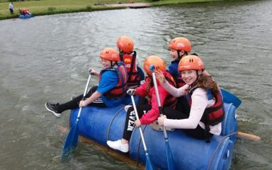 WMH – Y6 #7 Raft building and buggy building