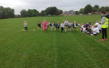 Year 1 Athletics Festival