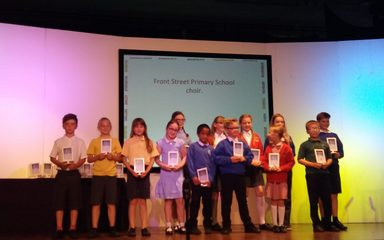 KS2 Awards Night
