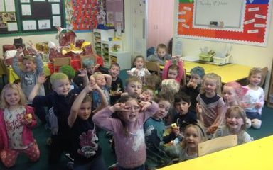Break the Rules Day in Year 1