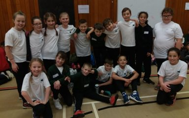 Year 5 Sportshall Athletics