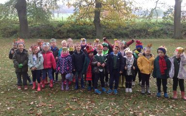 Year 1 Gibside Trip