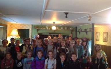 Year 6's Beamish Visit