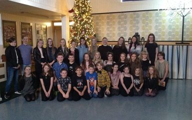 Year 5& 6 Christmas Bash