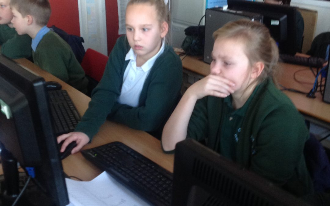 Year 6 Transition: ICT Skills – Super Spreadsheets