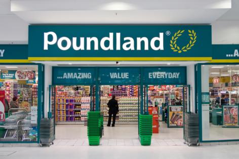 Thank you Poundland!!
