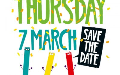 Thursday 7th March – WBD!!!