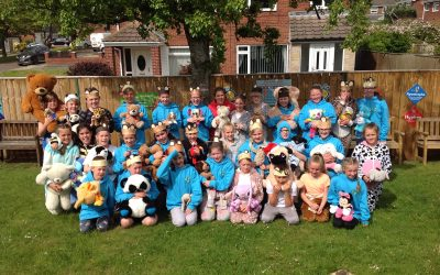 Year 6's Teddy Bears' Picnic