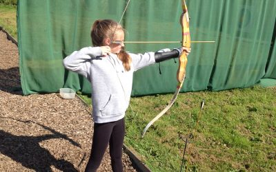 On Target with Archery