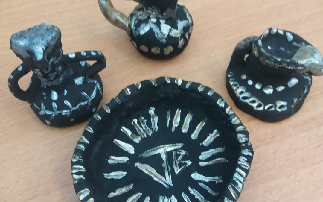 Year 5 Ancient Greek Pots