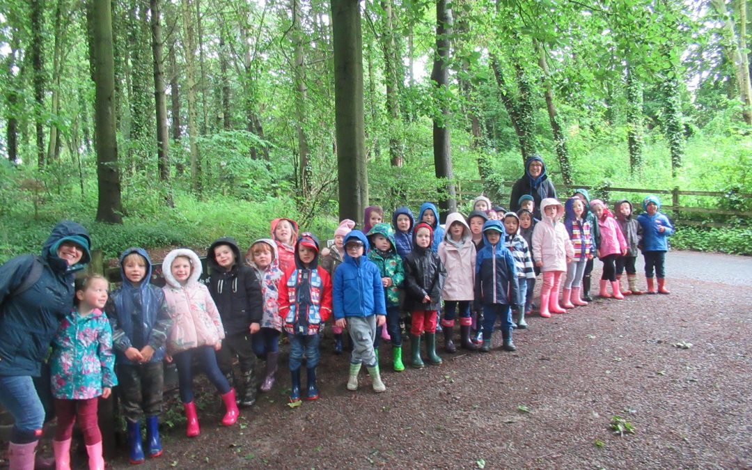 Reception Class Trip to Kirkley Hall